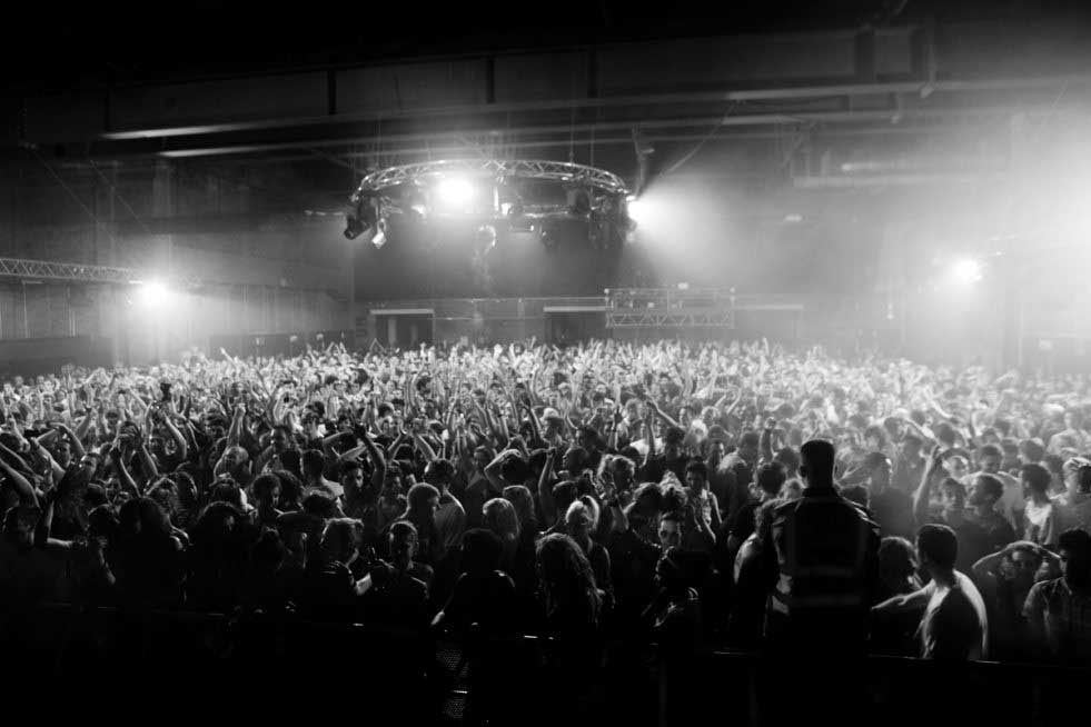 Manchester Warehouse Project