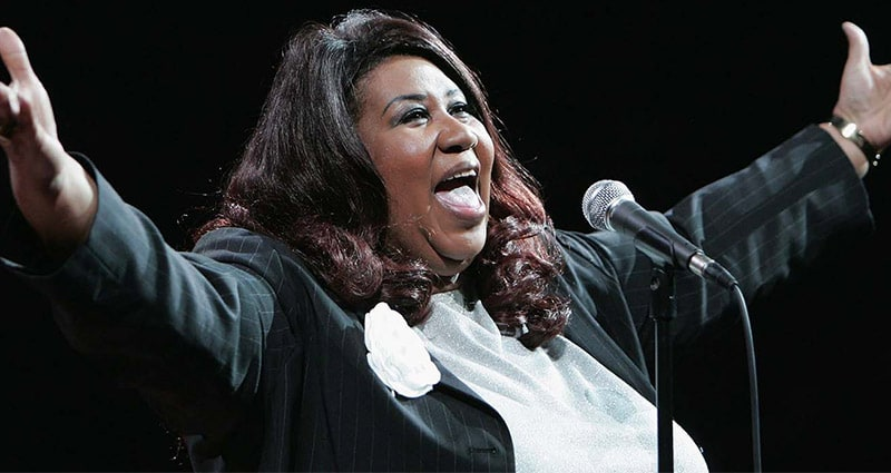 The Best Aretha Franklin Moments