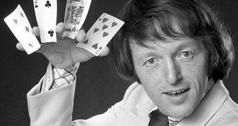World In Shock As Magician Paul Daniels Dies Aged 77