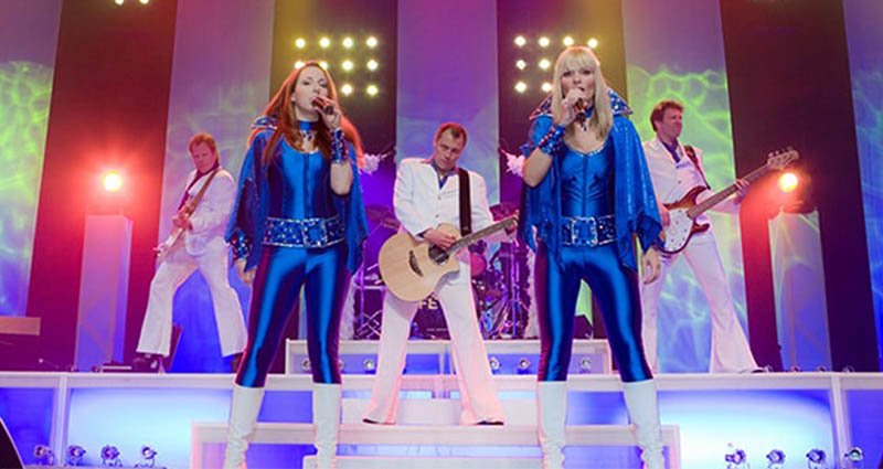 5 Reasons To Book An ABBA Tribute Show For Your Wedding