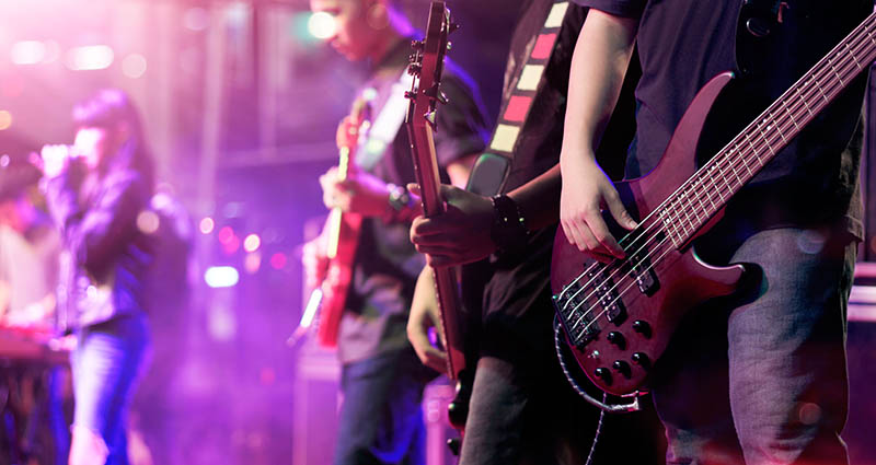 Top 10 Party Bands for Corporate Events
