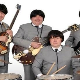 The Blue Beatles