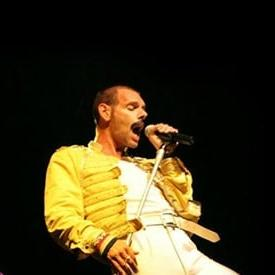Gary Goodmaze as Freddie Mercury