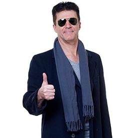 Book Andy Monk as Simon Cowell