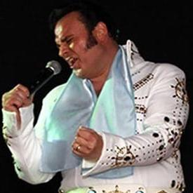 Darren Rivers as Elvis