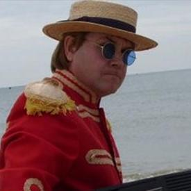 Paul Bacon as Ultimate Elton