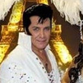 Steve King as Elvis