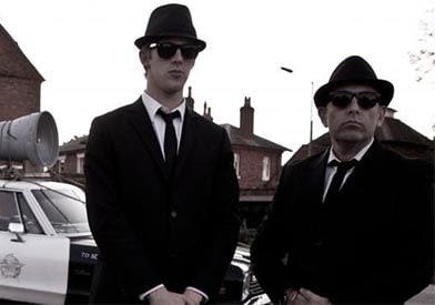Birmingham Blues Brothers