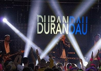 Duran Duran Tribute Acts