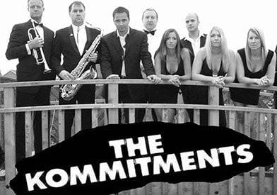 The Commitments Tribute Acts