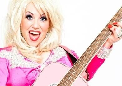 Kelly O'Brien as Dolly Parton