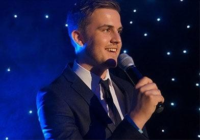Mitch Corner as Gary Barlow