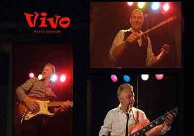 Book the Vivo Party Band