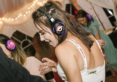 Silent Disco Party booking agent