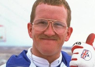 Eddie 'The Eagle' Edwards