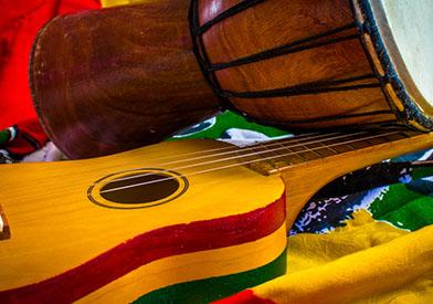 Reggae Bands and Musicians