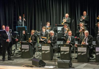 Denmark Street Big Band