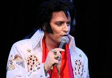 Craig Jefferson as Elvis
