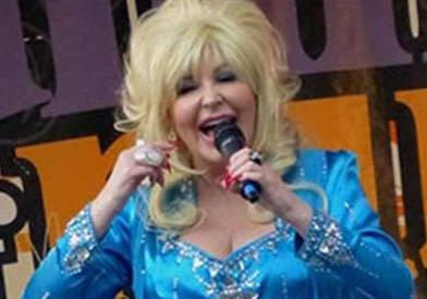 Paula Randell Becomes Dolly