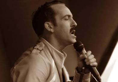 Joey Linden as Freddie Mercury