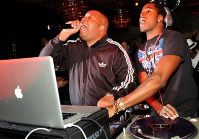 Rev Run & DJ Ruckus