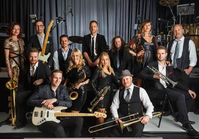 The Talent (12 Piece Showband)
