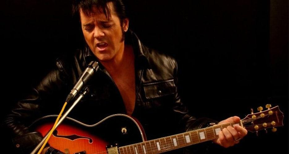 Paul Francis Thorpe | Leading Elvis Tribute Act | Booking